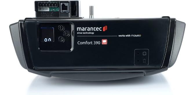 MARANTEC - COMFORT 390 pour les garages souterrains et collectifs